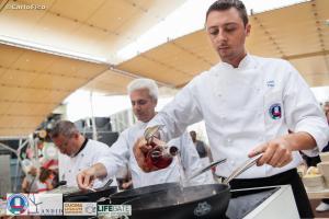 Expo  Cucina la Salute con Gusto 11 settembre 2015